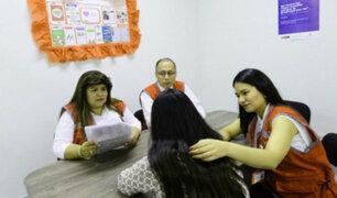 MIMP: servicios de protección a la mujer atenderán con normalidad el 1 de enero