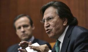 Alejandro Toledo: amplían plazo de investigación preparatoria por Caso Interoceánica