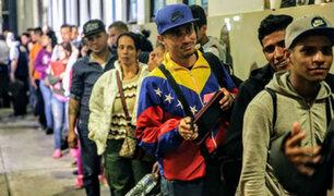 Sucedió en el 2019: estudio demuestra que venezolanos contribuyen a la economía peruana