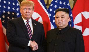Sucedió en el 2019: histórico encuentro entre Trump y Kim Jong - un