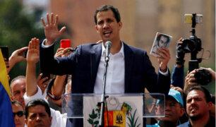 Sucedió en el 2019: Juan Guaidó juramentó como presidente interino de Venezuela