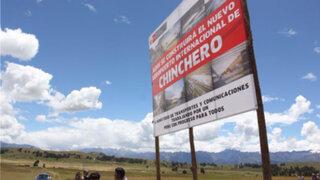 Caso Chinchero: fiscal Zoila Sueno se encargará de investigar delito de lavado de activos