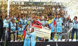 Sucedió en el 2019: Binacional se proclamó campeón del fútbol peruano