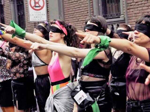Himno feminista nacido en Chile dio la vuelta al mundo