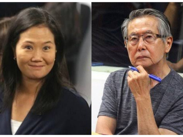 Keiko Fujimori visitará hoy a su padre Alberto Fujimori en penal de Barbadillo