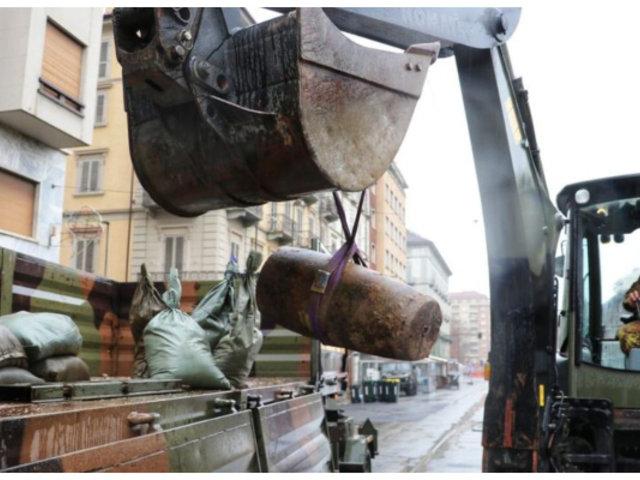 Italia: evacuan a más de 10 mil personas por una bomba de la Segunda Guerra Mundial