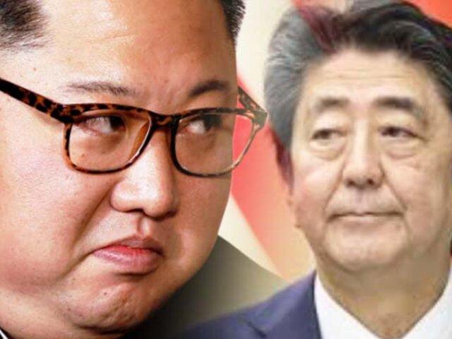"""Corea del Norte llamó """"estúpido"""" al primer ministro de Japón"""