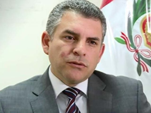 "Fiscal Vela: ""Tomás Gálvez sigue haciendo abuso de poder"""