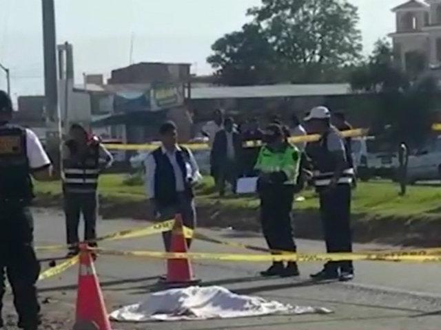 Tacna: conductor aparentemente ebrio arrolla a madre y sus dos hijos