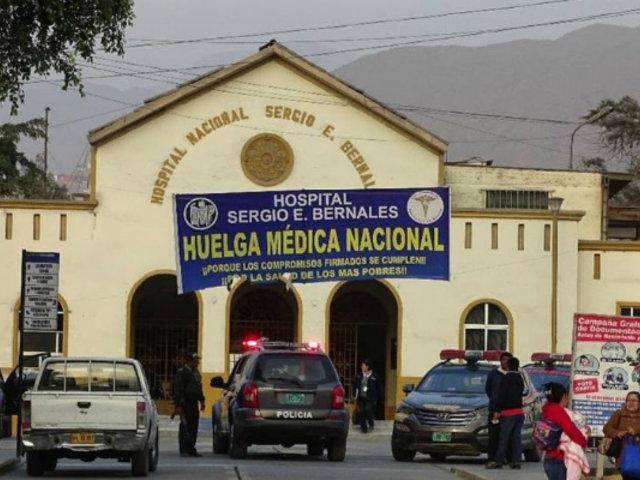 Hospital Sergio Bernales: Francia y Canadá interesados en ejecutar remodelación