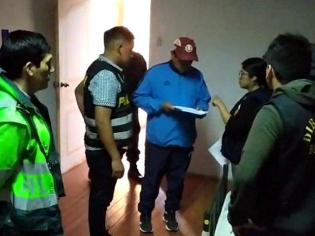 Así fue la captura de 16 policías implicados en el tráfico ilícito de drogas