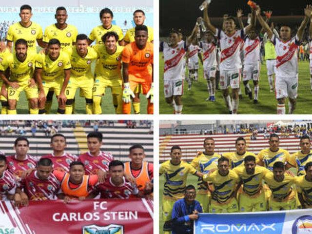 Liga 1: Conoce a los equipos que buscan los dos últimos cupos de ascenso a Primera División