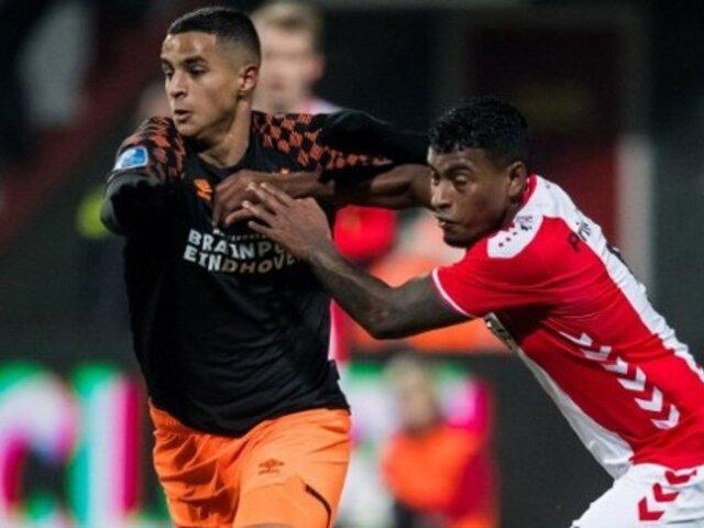 Selección Peruana: Miguel Araujo hizo su debut en el FC Emmen de Holanda