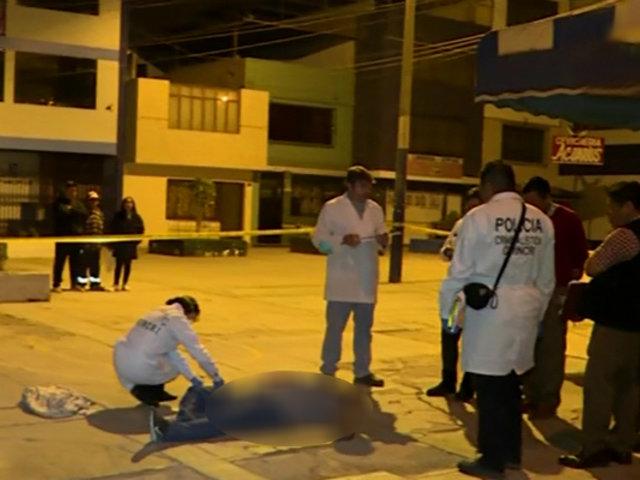 Comas: asesinan balazos a dueño de discotecas en presunto ajuste de cuentas