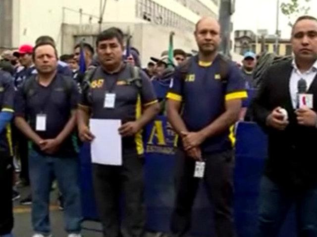 'Pico y placa' para estibadores: denuncian irregularidades en aplicación de medida