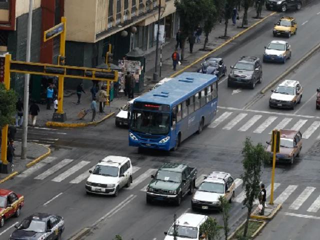 Corredor Azul: imponen más de 3500 multas en primer día de fiscalización electrónica