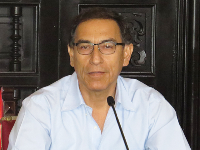 Presidente Vizcarra: Antes de fin de año habrá 12 mil nuevos policías en las calles