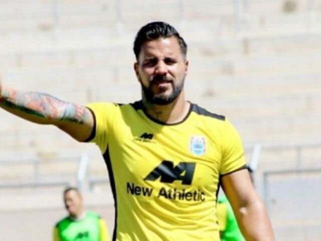 Juan Pablo Vergara: restos del futbolista llegaron y Lima y son velados en privado