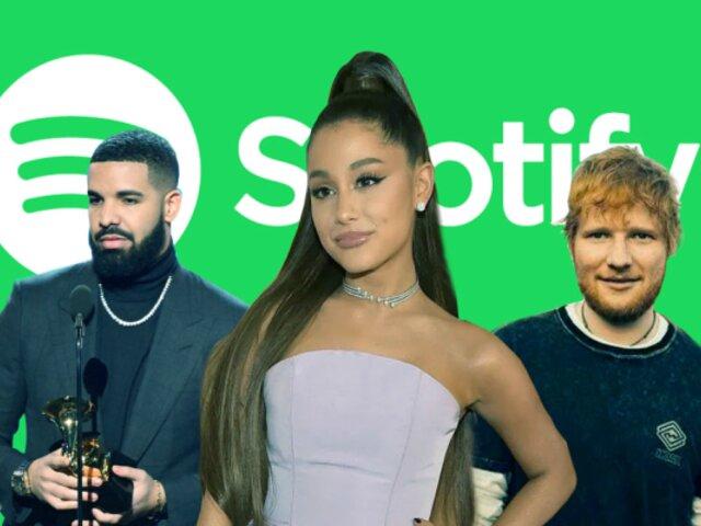 Spotify: estos son los artistas más escuchados de la década
