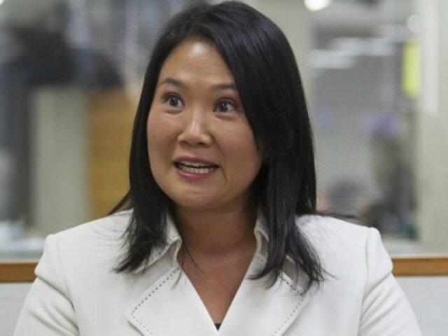 'Club de la Construción' financió en secreto a campaña de Keiko Fujimori, según IDL
