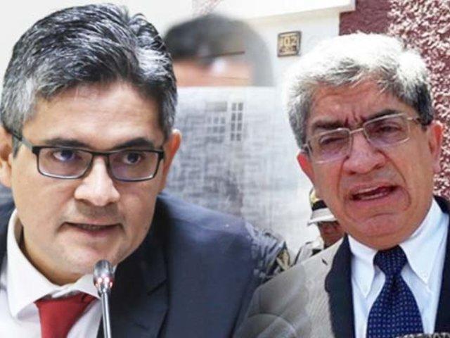 Fiscal José Domingo Pérez cita a magistrado Sardón por caso Keiko Fujimori