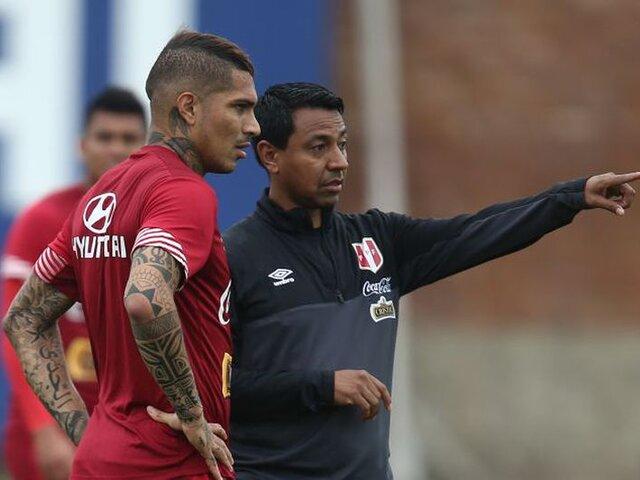 """Nolberto Solano: """"Le dije a Paolo que tiene que jugar en Boca"""""""