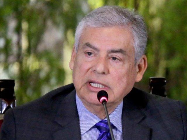 César Villanueva: audiencia de prisión preventiva en su contra será este viernes