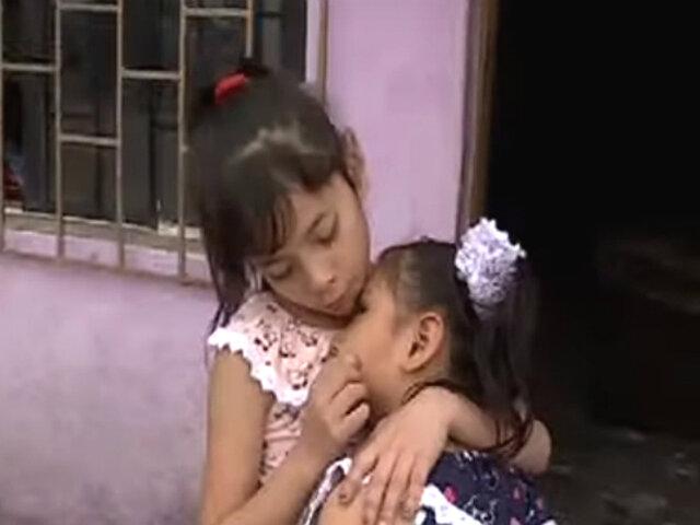 Niña que practica taekwondo pateó puerta para rescatar a su hermana de incendio