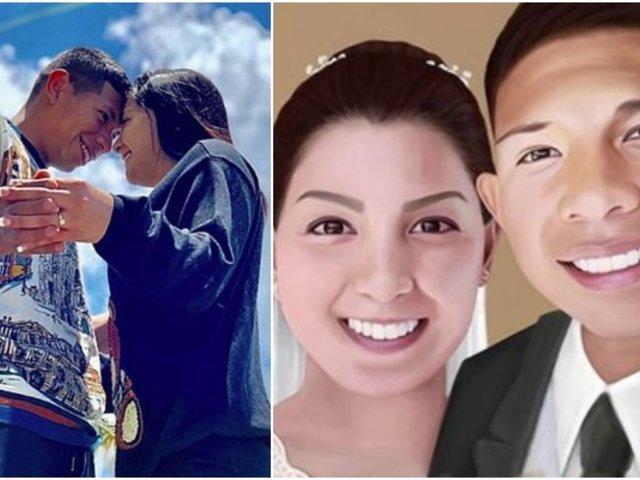 Edison Flores: ¿Cuánto costará la boda del futbolista?