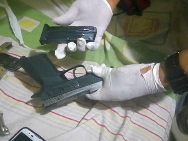 'Los Rápidos y Elegantes del Aeropuerto': Policía desarticuló banda criminal en megaoperativo