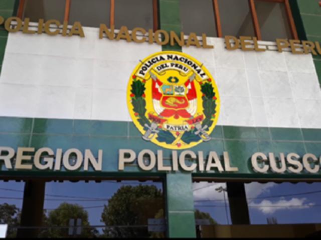 """Caso """"narcopolicias"""": Ministerio Público intervino sede de Región Policial en Cusco"""