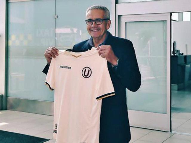 Universitario terminó vínculo laboral con el técnico Gregorio Pérez