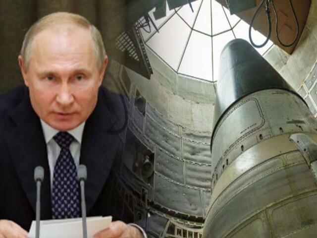 Vladímir Putin ofrece a EEUU extender pacto nuclear
