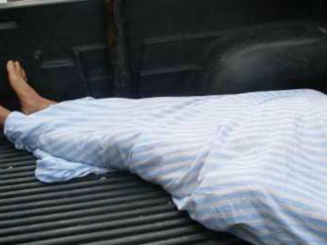 Cadáver de hombre en avanzado estado de descomposición fue hallado en La Libertad