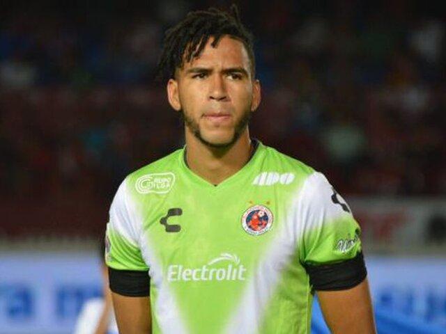 Pedro Gallese se quedó sin club tras la desafiliación de Veracruz de la Liga mexicana