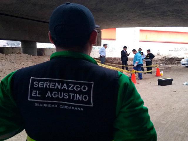 El Agustino: video revelaría móvil de brutal asesinato de mujer
