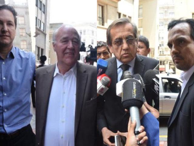 Caso Keiko Fujimori: José Domingo Pérez interrogó a excongresistas