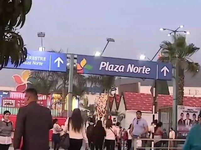 Detienen a sospechoso de violación en Plaza Norte