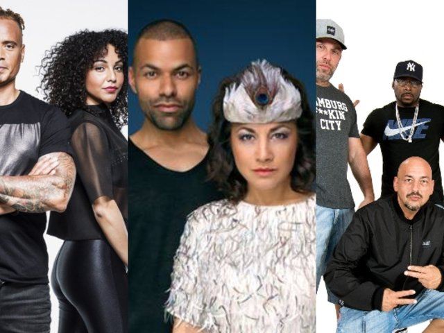 2 Unlimited, Fun Factory y Pharao llegan al Perú para festival de música techno