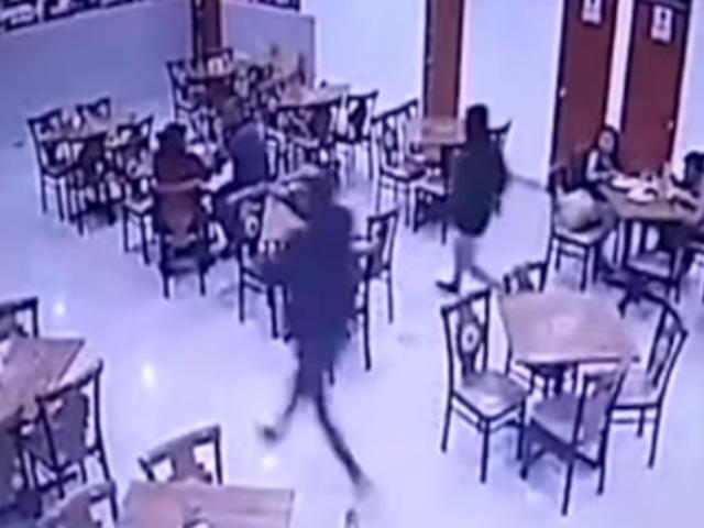 SJM: asaltan por quinta vez restaurante 'La carpita del sabor'