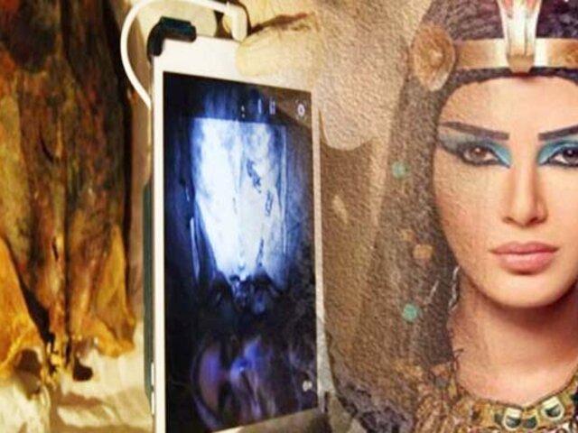 Revelan tatuajes en momias egipcias que han permanecido ocultos durante 3.000 años