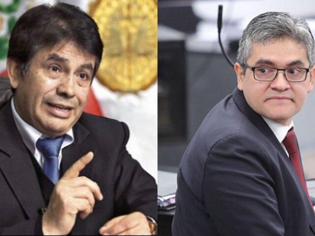 Romy Chang: No es ético que un cuestionado fiscal Tomás Gálvez investigue a Domingo Pérez