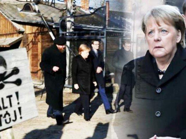 Polonia: Angela Merkel realiza histórica visita a campo de concentración de Auschwitz
