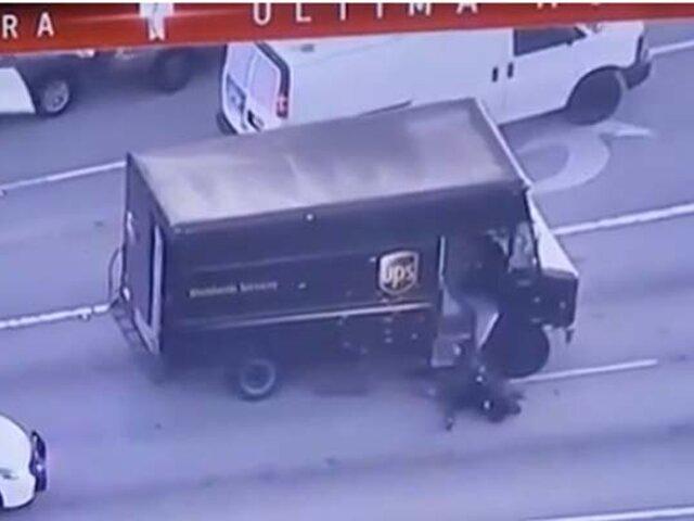EEUU: robo de joyería en Miami dejó 4 muertos y una mujer herida tras persecución