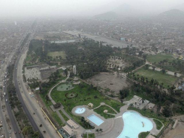 Por ampliación de Metropolitano: quitarán más de 2 hectáreas a parque Sinchi Roca