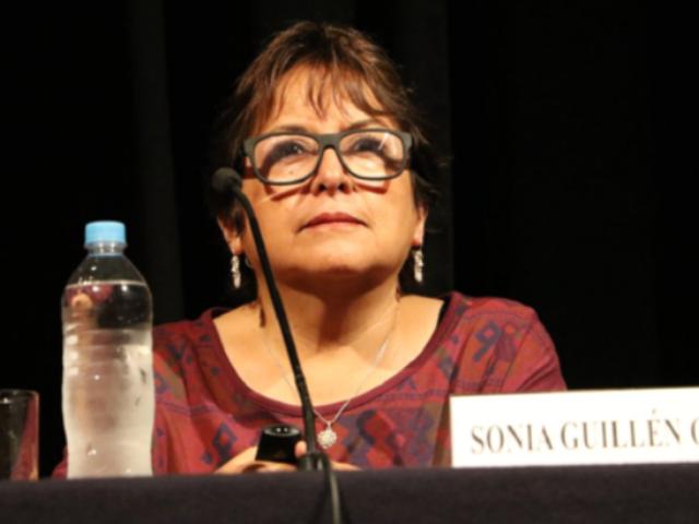 Sonia Guillén sería la nueva ministra de Cultura en reemplazo de Petrozzi