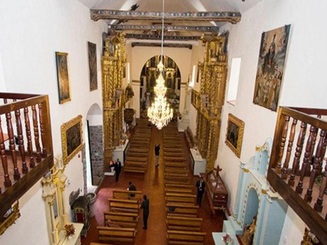 Culminó restauración de iglesia colonial San Pedro Apóstol de Cusco