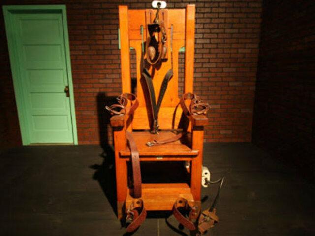 EEUU: ejecutaron recluso  que quemó viva a su exnovia