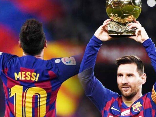 Barcelona: con hat-trick de Messi se mantiene en la cima de la liga española