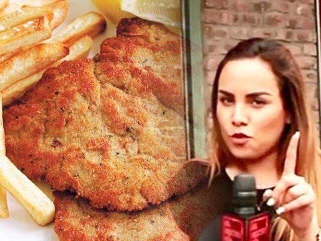 """De pollo, carne o berenjena, esta es la verdad de la """"Milanesa"""""""